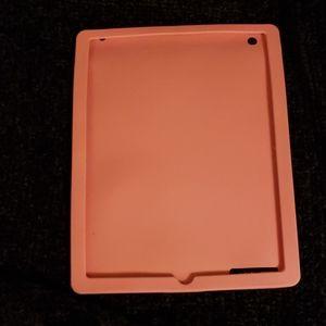Accessories - Rubber iPad Case